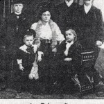 An Edwardian middle-class family