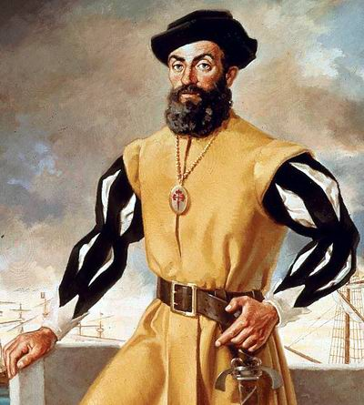 a biography of ferdinand magellan the first person to sail around the earth Ferdinand magellan: ferdinand magellan, portuguese navigator and explorer who sailed under the flags of both portugal and spain from spain he sailed around south america, discovering the strait of magellan, and across the pacific.