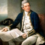James Cook. The grocer's boy who went to sea