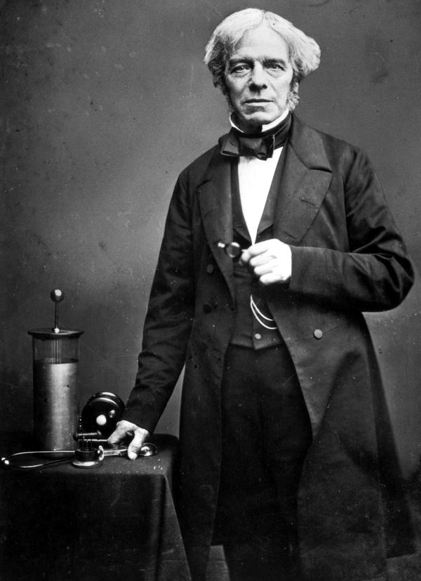 The history of england famous people michael faraday for History of the electric motor