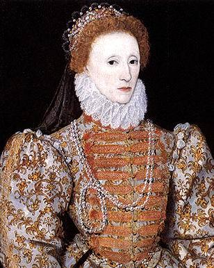 queen elizabeth i thesis